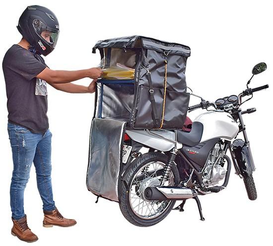 La mejor moto para entrega a domicilio