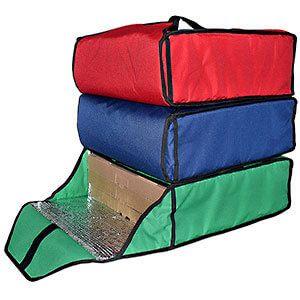 Para 3 cajas en 3 colores