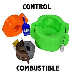 Dispositivos de seguridad a la medida para el control de combustible.