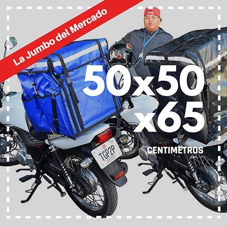 La bolsa térmica más grande de México.