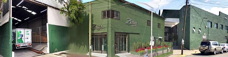 Bodega, tienda y fabrica.