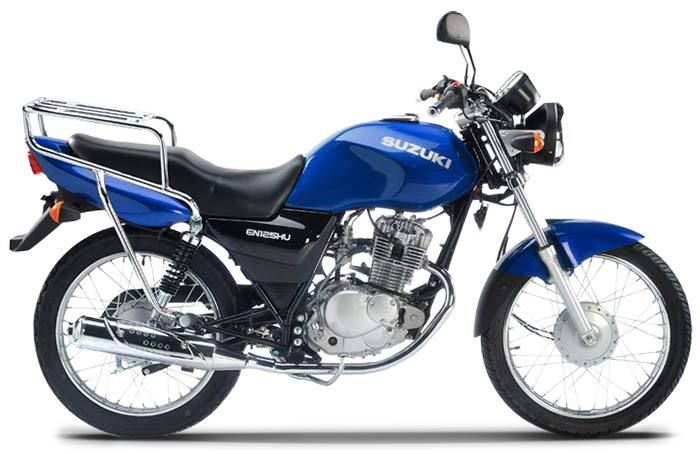 Motocicleta Suzuki 2020 queda en segundo lugar.