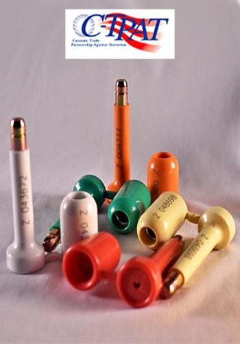 Modelo piston tipo botella o clavo y es de alta seguridad con C-TPAT