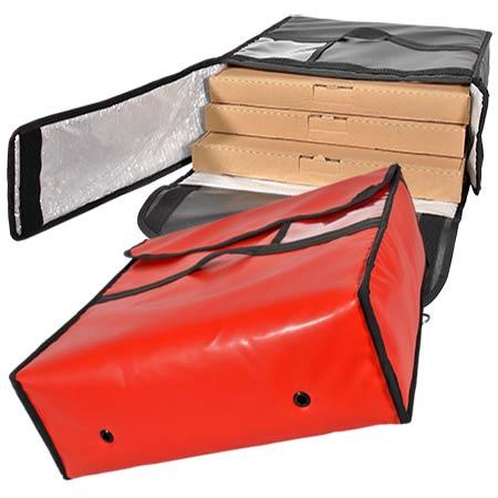 Bolsa termica para pizza 3 cajas