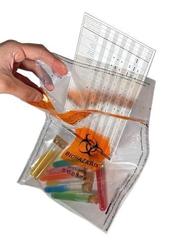 Bolsa para residuos infecciosos