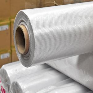 Lona transparente para cubiertas de toldos