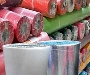 Lonas y aislante termico materiales
