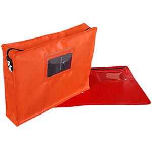valija, bolsa y sobre para mensajerias son reutilizables